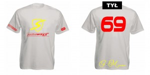 T- shirt JM Sport by Positive Ways